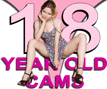 18 year old cam girls showing off at 18yearoldcams.com